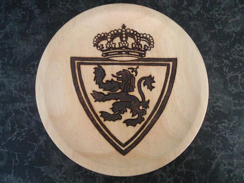 Escudo Real Zaragoza