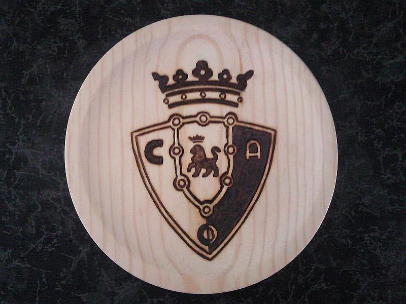 Escudo Osasuna