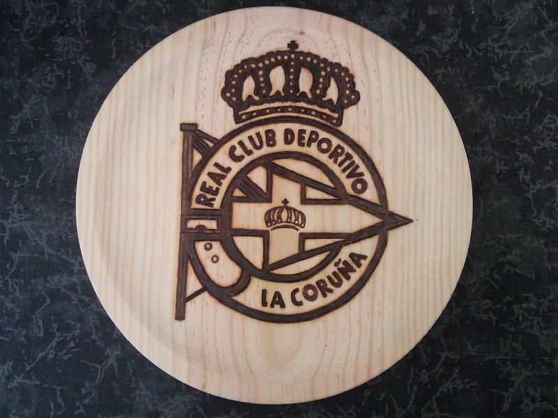 Escudo Deportivo La Coruña